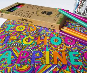 artist colored pencils colowlful