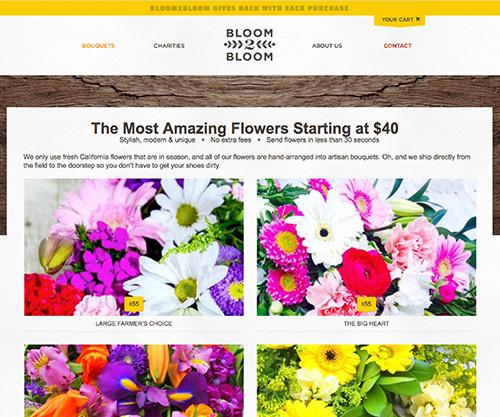 send flowers bloom 2 bloom