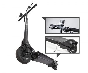 ecoreco m5 personal EV electric scooter