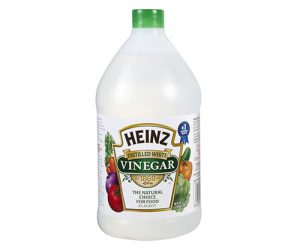 heinz white vinegar for everyday cleaning