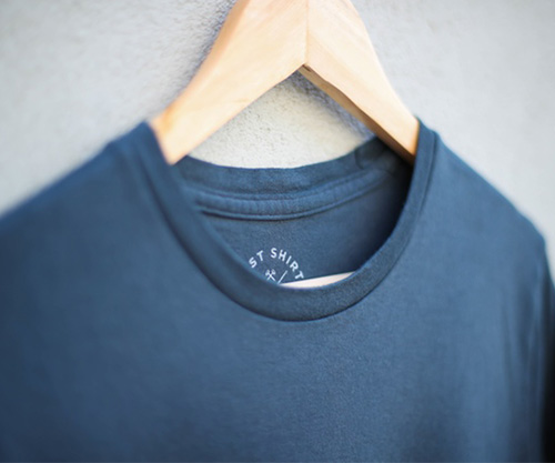 last shirt on earth organic cotton t-shirt