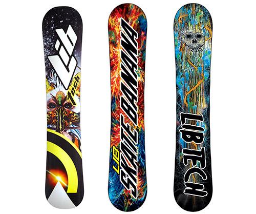 lib tech eco snowboard