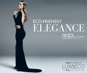 lux eco friendly fashion