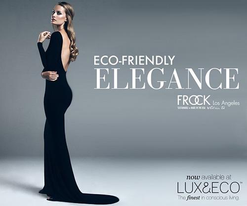 lux eco friendly fashion