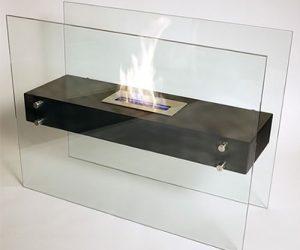 nu flame la strada bioethanol fireplace