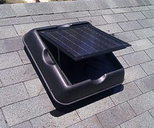 solar royal solar attic fan ventilation