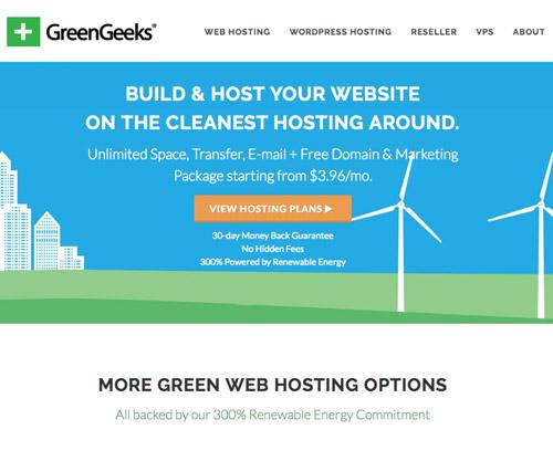 web hosting by greengeeks