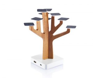 xd design solar suntree solar phone charger