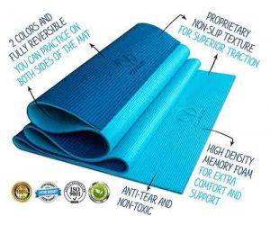 yogi master yoga mat