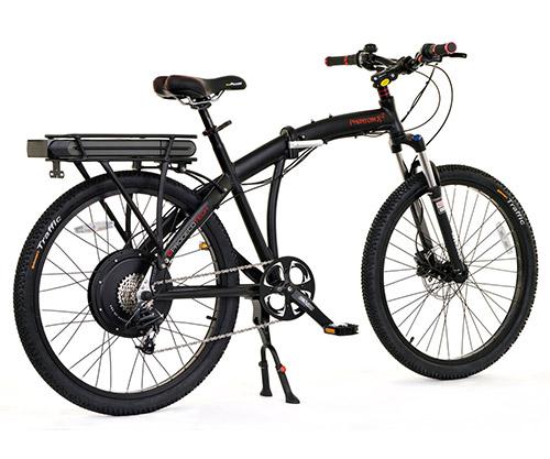 electric bicycle phantom x2 prodecotech