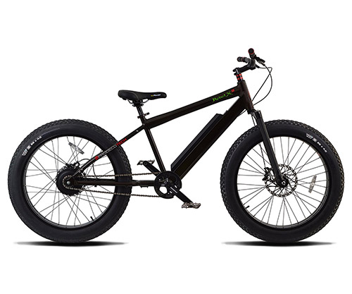 electric bicycle rebel by prodecotech