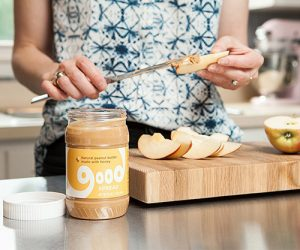 peanut butter by good spread