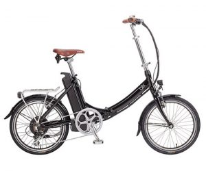 blix bike vika electric folding bike