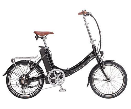 blix bike vika electric folding bike