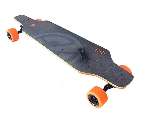 e-go electric skateboard