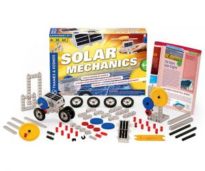 thames kosmos solar mechanics