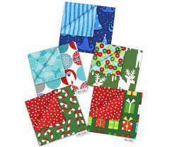 christmas cloth napkins