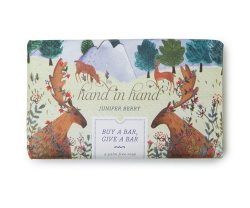 hand in hand bar of soap