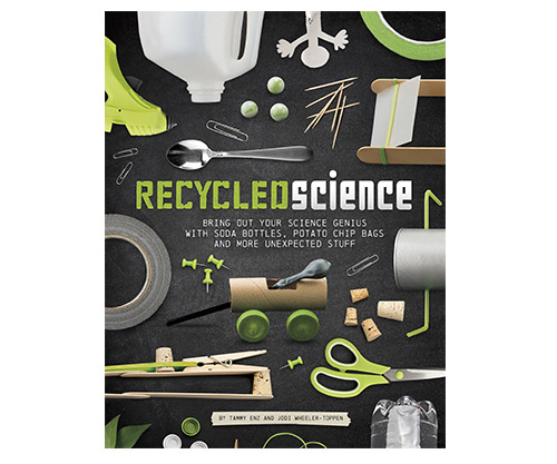 recycled science projects